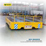 工場貨物電池式の転送のトレーラー