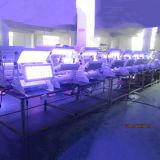 arandela de la pared de 72X10W RGBW 4in1 LED
