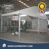 Большой шатер PVC ясности для напольных случаев