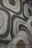 Tela do sofá do Chenille de Gemotric África (FTH31149)
