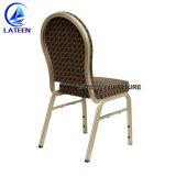Mayorista de Foshan usa silla de banquetes de apilamiento de metal
