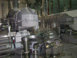 Máquina de secagem fluidized-bed direta de Saling da fábrica para o pó cru