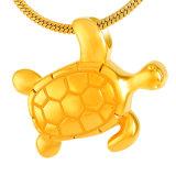 De nieuwe Juwelen van de Tegenhanger van de Crematie van het Huisdier van de Houder van de Herinnering van de As van de Schildpad van de Stijl Herdenkings Dierlijke