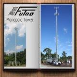 Monopole Telekommunikationsaufsatz
