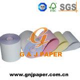 Papier thermique de billet de réception de côté de bonne qualité pour la position d'atmosphère