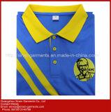 A China produz projetar seu próprio logotipo algodão homens Custom print T-shirts (P189)