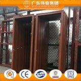 Alluminio di Weiye Cina/alluminio personalizzato fornitore/portello Bi-Piegante di Aluminio