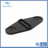 Usinagem CNC de alta precisão personalizada a peça de metal para avião