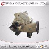 Horziontal zentrifugale Schlamm-Wasser-Pumpe mit Dieselmotor