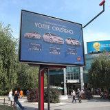 Cartaz Outdoor Outdoor publicidade personalizada da tela LED de painel digital