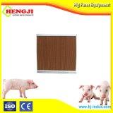 Dispositivo di raffreddamento di aria dell'acqua del rilievo di raffreddamento per evaporazione del pettine del miele