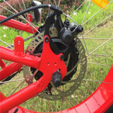 Bergc$e-fahrrad 750W elektrisches Fahrrad mit fettem Gummireifen