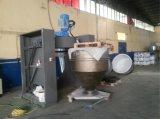 La qualité a basé la poudre enduisant le mélangeur automatique de conteneur