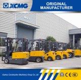 Новый Mini XCMG 4 тонн дизельного двигателя вилочного погрузчика с двигателя Isuzu для продажи