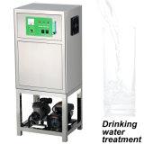 circuit de refroidissement de l'ozone 10g pour le boire/traitement des eaux de bouteille
