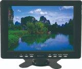 800*600 TFT LCD Visor de 8 Polegadas com entrada AV/VGA/ entradas BNC