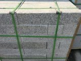 Mattonelle grige del granito delle scale G602 di prezzi del nero della lastra poco costosa del granito