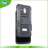 Cas d'interpréteur de commandes interactif antidérapage d'étui de clip de configuration de piste pour Alcatel 5025 avec le support de téléphone de véhicule