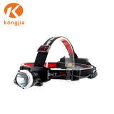 10W Equipamento Caping cabeça LED Recarregável de Luz do Farol