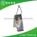 Sala pendure a impressão de etiquetas personalizadas de vestuário Removedor de Etiqueta de Segurança