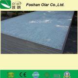 Cor-Através da placa da fachada do revestimento do cimento da fibra para projetos