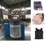 Sola máquina para hacer punto circular de Jersey para la ropa interior para el sujetador