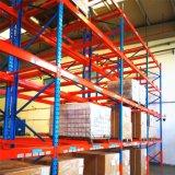 Cremalheira do armazém para o armazenamento resistente da pálete