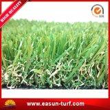 Het milieuvriendelijke Plastic Gras van het Gras voor het Huis en de Tuin van het Landschap
