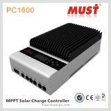 Refroidissement par air 60A Contrôleur de charge solaire MPPT