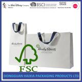 최신 판매인 각종 서류상 쇼핑 백 의복 포장 부대 단화 선물 부대