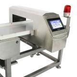 Hoher intelligenter Screen-Digital-Nahrungsmittelmetalldetektor