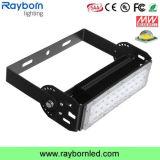 Rimontaggio Halide di 300W LED di inondazione del metallo esterno LED dell'indicatore luminoso 1000W