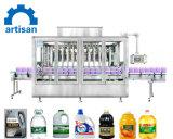 Peso da máquina de enchimento automático máquina de enchimento de óleo de lubrificação