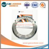Los anillos de rodadura de carburo de tungsteno 0.9X0.4X5.5mm