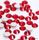 De niet Hete Versiering van Diamante van de Parels van het Glas van de Steen van het Kristal van de Moeilijke situatie Tsjechische voor de Sjerp van het Huwelijk (fB-Ss16 siam/3A)