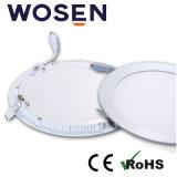 セリウムが付いている低価格9W LEDの照明灯(円形)