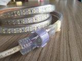 Indicatore luminoso della corda di tensione IP65 LED con la nuova femmina ed il connettore maschio