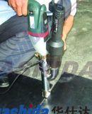 Feuille de plastique Pistolet de soudage PE de l'extrudeuse de feuille