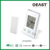 Прекрасного качества цифровой термометр с пультом дистанционного управления с будильником Ot3030FC