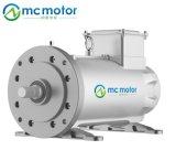 AC Elektrische Motor van de Magneet van de Hoge snelheid de Synchrone Brushless Permanente