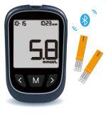 Précision clinique Bluetooth / moniteur de votre glucomètre Glucomètre Mslgc06