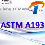 De Leverancier van China van de Plaat van de Pijp van de Staaf van het Staal van de Legering van ASTM A193 B16 K14072
