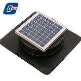 Baja de 6 W W con ventilador de techo solar panel solar