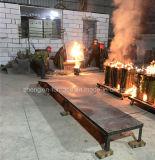 Ferro de aço do forno de fusão por indução de Metal (100kg 100KW)