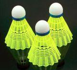 O logotipo personalizado Branco Vermelho Amarelo por grosso de Nylon Multi-Color Badminton