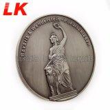 Moneta dell'aquila dell'argento del gioco del metallo di prezzi di fabbrica