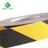 Escalera de color negro claro agarre para caminar Non-Slip Non-Skid adhesivo ancho de vía de la escalera tira de cinta de seguridad