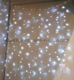 Haus Using wasserdichte LED schöne kundenspezifische Zeichenkette-Lichter des Himmelskörper-