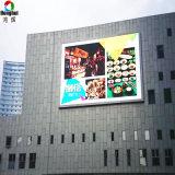 Для использования вне помещений Полноцветный P8/P10 дисплей со светодиодной подсветкой для рекламы на щитах