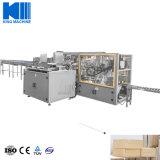 Bouteille de verre 24000bph Boîte de carbone de l'équipement de package